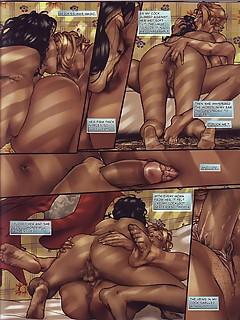 Shemale comic pics