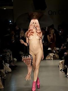 Fashion tv model pussy sex free