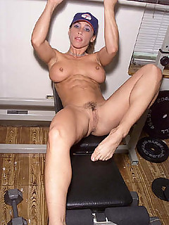 Your naked bodybuilding girls