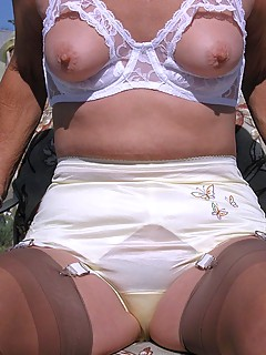Pics of girdles and sex casually come